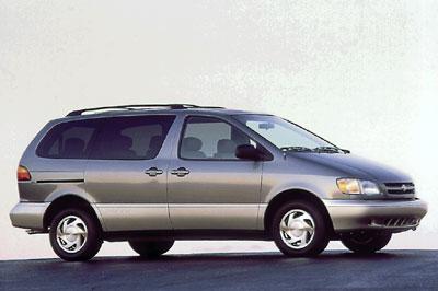 Toyota Sienna Firing Order